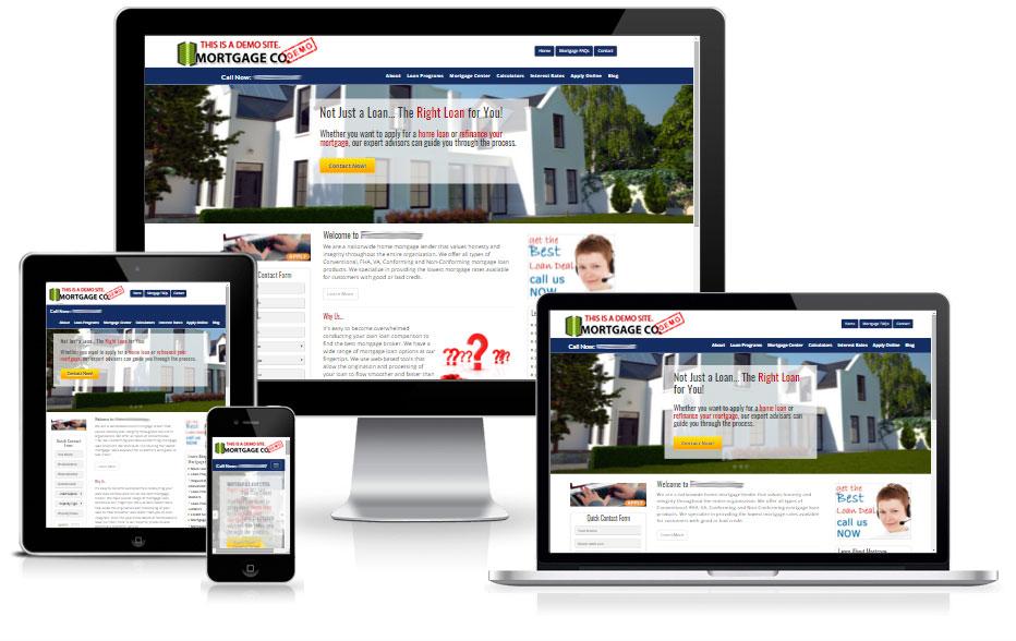 Responsive Residential Website Design
